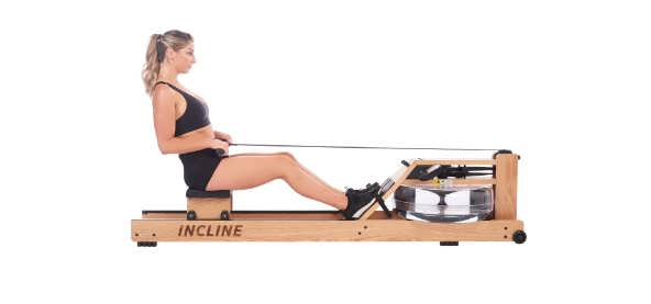 water rowing machine reviews