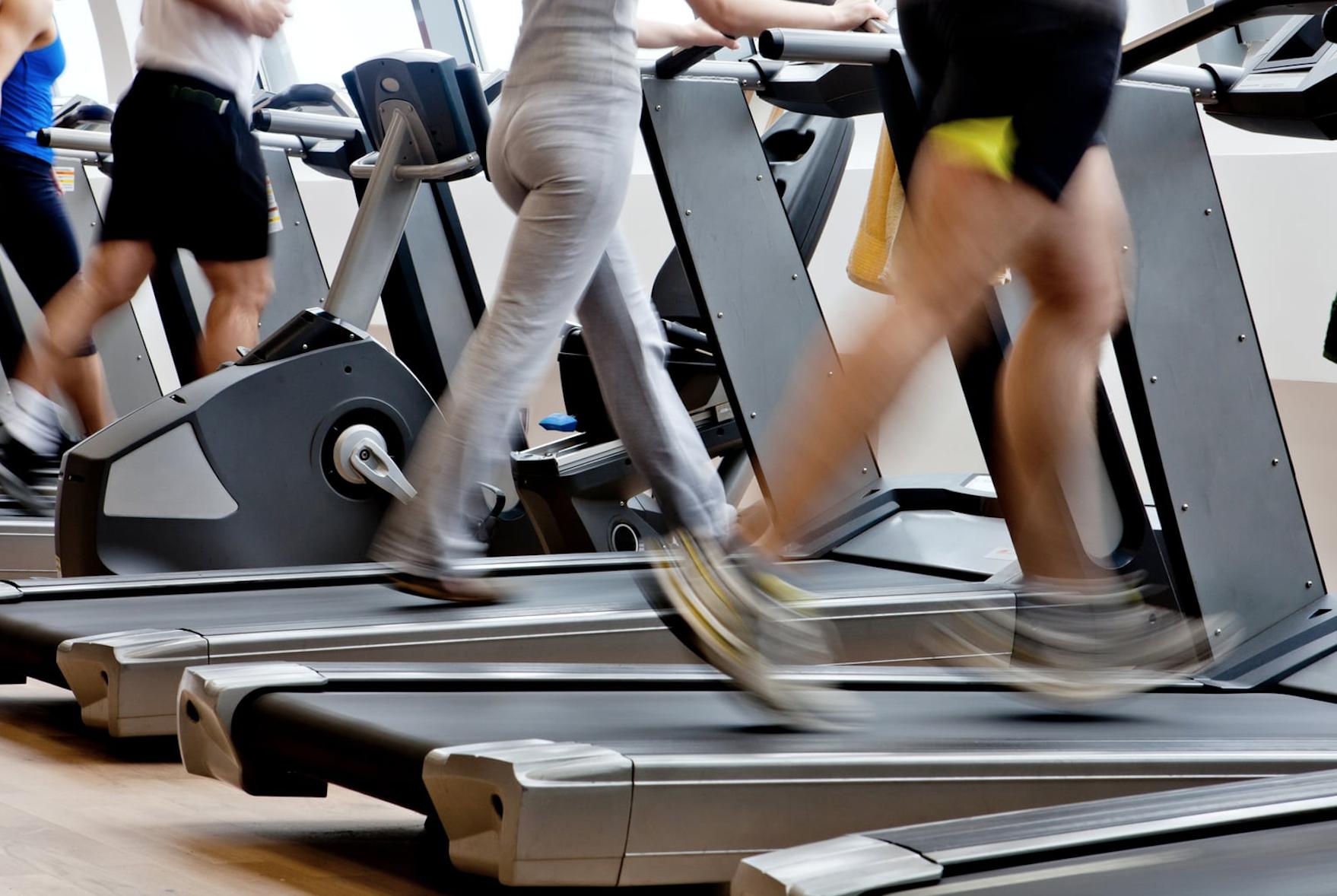 Cybex Trotter Treadmill