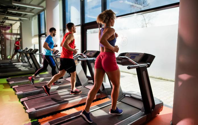 treadmills weight