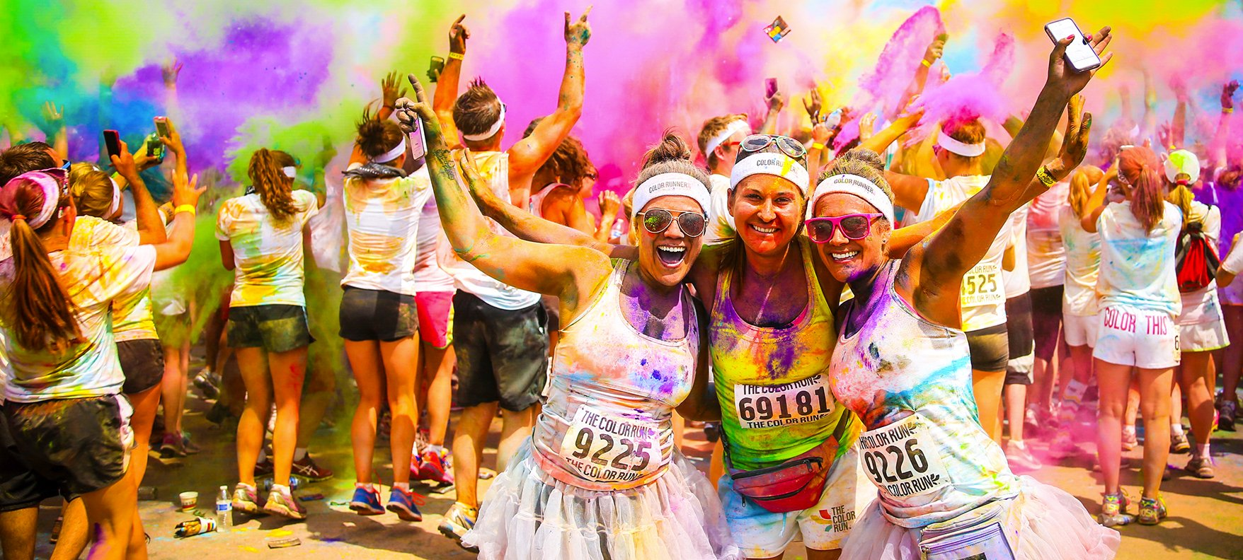 color run clothing ideas