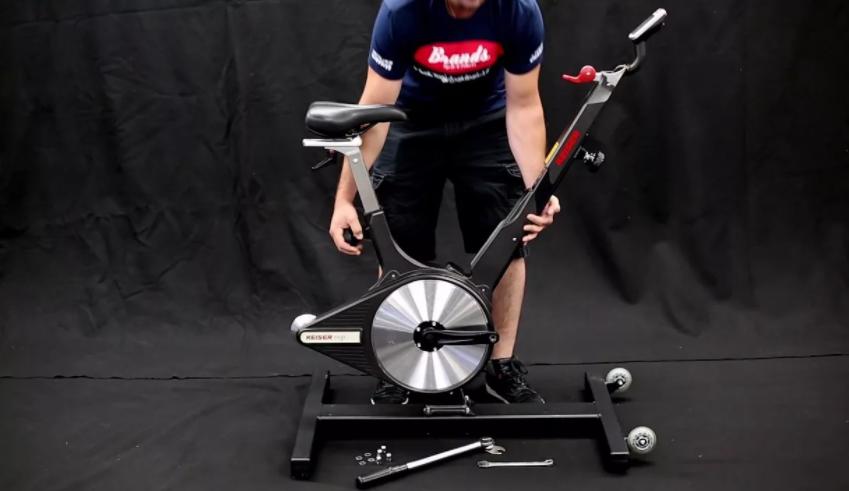 magnetic resistance spin bike